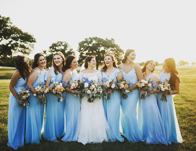 These girls were a blast!!! Bridesmaids Hair by @hairbydemirowe bridal hair and all girls makeup by me. . . . #theblessedbride #blessedbridemua #theblessedbridemua #dfwhair #dfwmakeup#dfwmua #dfwhairstylist #dfwweddings #weddingwire #junebugweddings #greenweddingshoes #bridalparty #summerweddings #bridesmaids #dfwbeauty