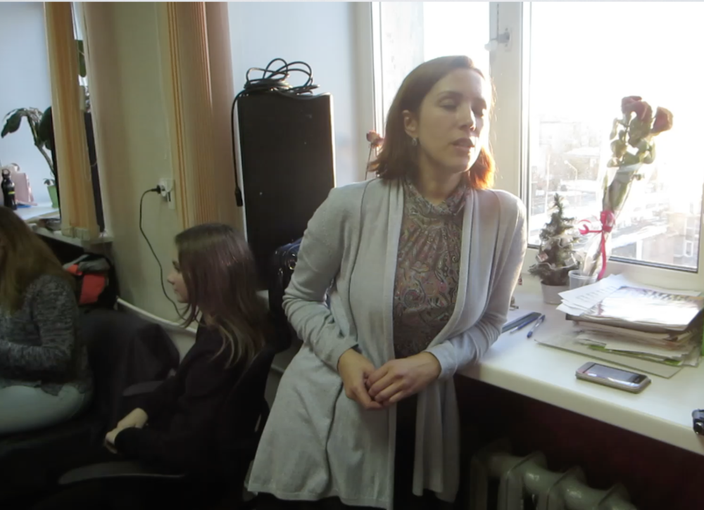 Oksana Dobrinskaya, Arkhangelsk, 2017
