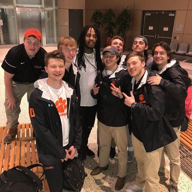 We went 2-0 in Dallas this weekend but more importantly we met @wakaflocka, rode horses, and learned how to square dance.