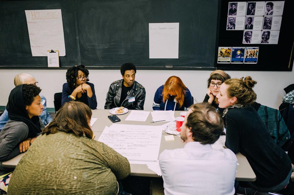 Amanda led the design of community engagement efforts for the Gravois-Jefferson Historic Neighborhoods planning process.