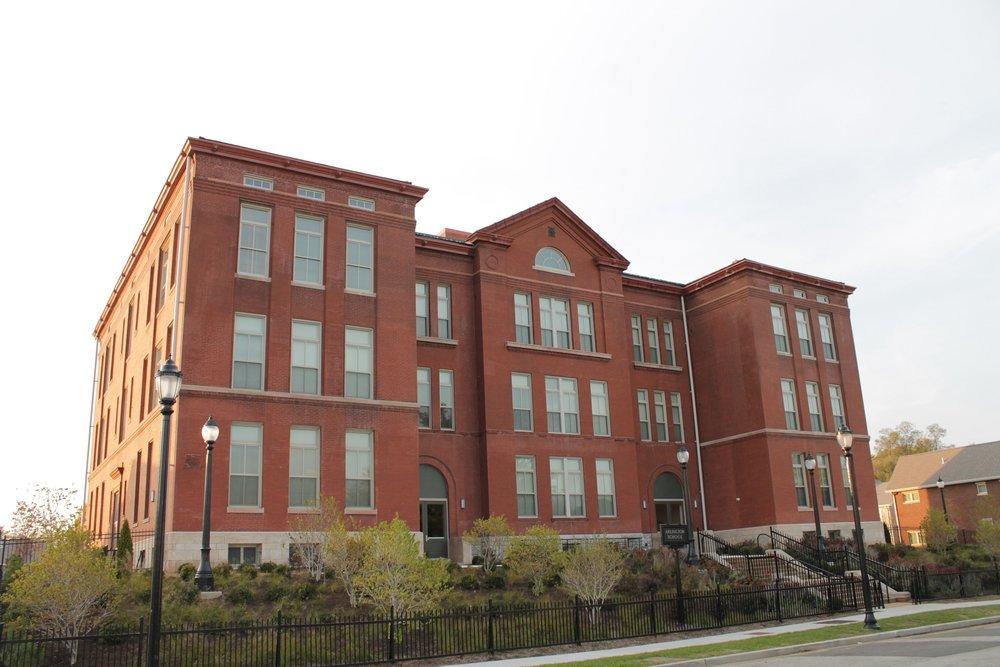 Arlington Grove Apartments (formerly Arlington School)