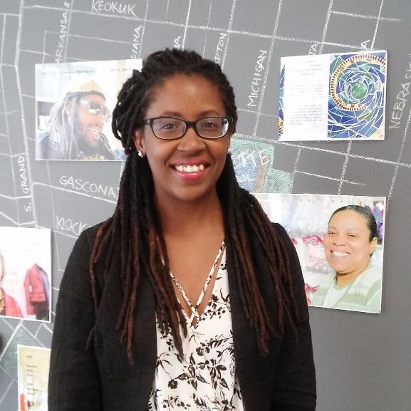 Amanda Colón-Smith - Rising Star in Community Building