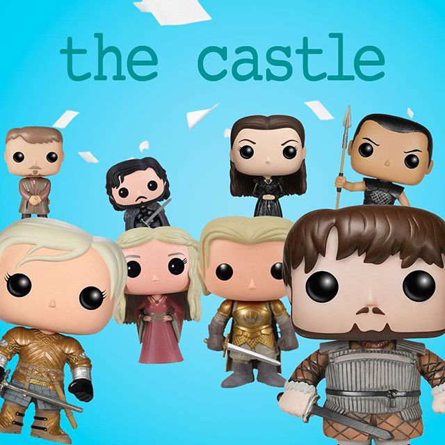 Bears. Baths and Battle of the Bastards.  #gameofshows #gameofthrones #funkopop #funko  #stopmotion #funny #hodor #laugh #toys #jonsnow #meme #mashup #tv #toyphotography #toyphoto #toy #parody #theoffice #brienne #jamie @gameofhilarious @theofficeus @theofficeshow @funko_popvinyl