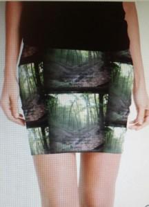 Present Days skirt