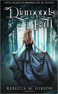 Diamonds Fall by Rebecca Gibson