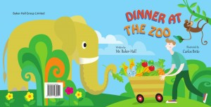 Dinner At The Zoo cover-image