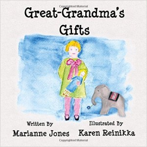 Great Grandma's Gifts book cover