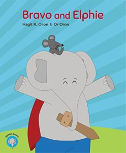 Bravo and Elphie cover