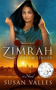 Zimrah Dream Singer by Susan Valles