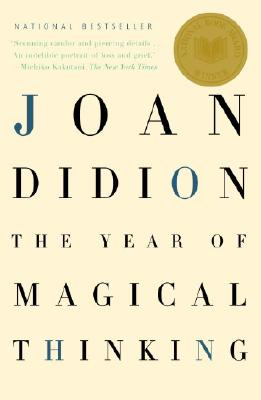 The Year of Magical Thinking by Joan Didion - Joan Didion's The Year of Magical Thinking is a newer read for Madolyn, but definitely life-changing. She read this memoir while feeling rather heartbroken and Didion's words on grief and surviving through heartache felt like armor for her. As she is someone who is known for her clarity, reading this book compacted with questions felt like a safe space.