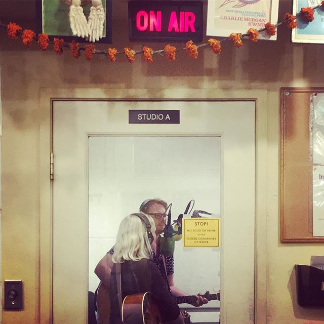 Did you miss our radio debut on Sunday? You can listen to the full live performance online at @kwmrradio 's website. Check out the archives for 'Rock of Ages' to listen for free! 🎶🎸🎶 A big thank you to everyone who wished us luck and tuned in. And another big thank you to KWMR for having us on air 📻 #bairdandbeluga #kwmr #bayareabands #sfmusic #marincounty #liveradio #radiodebut