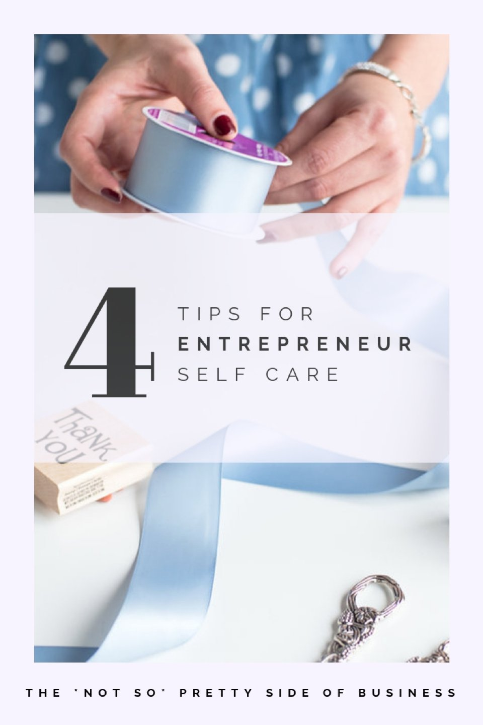 Being an entrepreneur can sound pretty glamorous. You get to work from home, set your own hours, no horrible boss, and we can't forget about all of that pretty stationary we see on   #bossbabes   Instragram feeds! But in truth, things are not so easy or so pretty. Today, I am sharing 4 tips that might help you on your quest for balance! #smallbusiness #entrepreneur #girlboss
