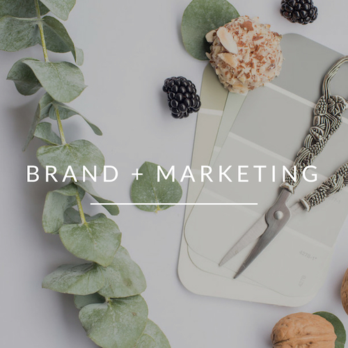 Brand + Marketing Blog Posts