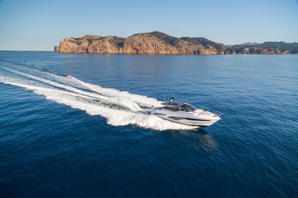 Princess V65 - All of the traditional qualities of craftsmanship expected with a V Class yacht have been refined and reinvented for this new V65, to deliver greater efficiency, exhilarating speeds and the pure luxury our customers are accustomed to.