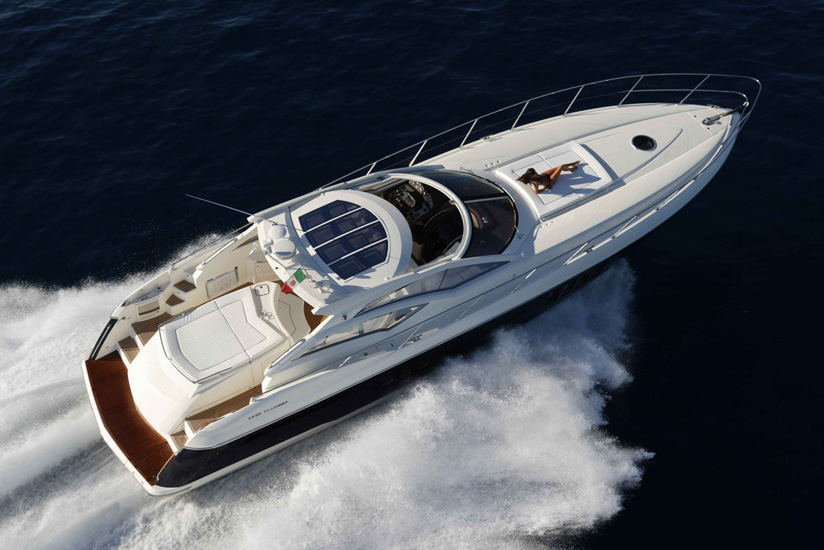 2008 Absolute 56 HT - 3 X VOLVO IPS600 • 435 HP • 798 HOURS6 BERTHS IN 3 CABINS • 2 BATHROOMSITALY / €375,000 VAT PAID