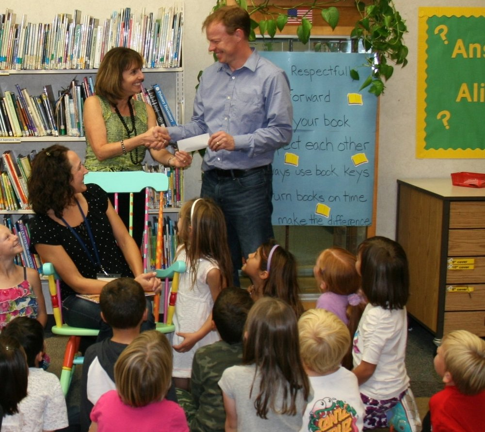 In my role as President of the Scotts Valley Educational Foundation, I helped to raise nearly $1 million to fund school libraries, expand counseling services, provide technology in the classroom, and underwrite advanced teacher training. While I was President of the Scotts Valley Friends of the Library, we introduced new programs for our children and seniors.