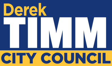 Derek Timm for Scotts Valley City Council