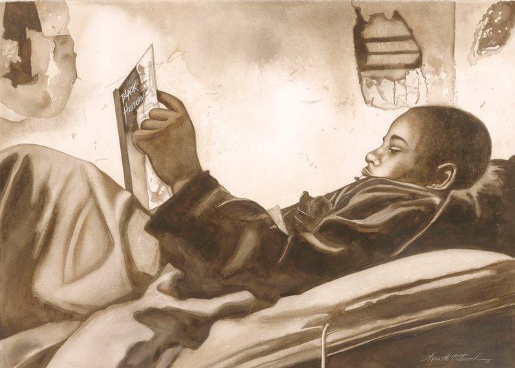 Kenneth Gatewood Art