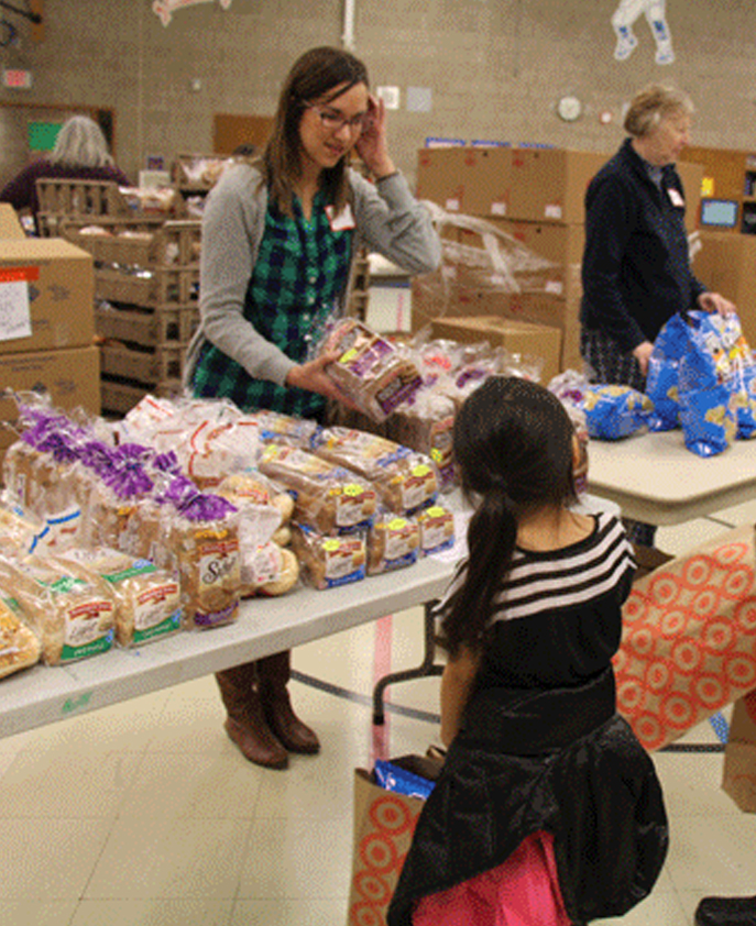 4,600 Meals Provided -