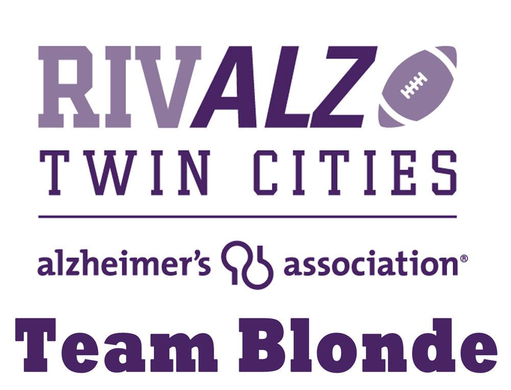 RivALZ Team Blonde