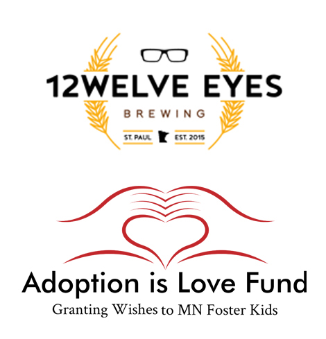 12welve Eyes & Adoption is Love