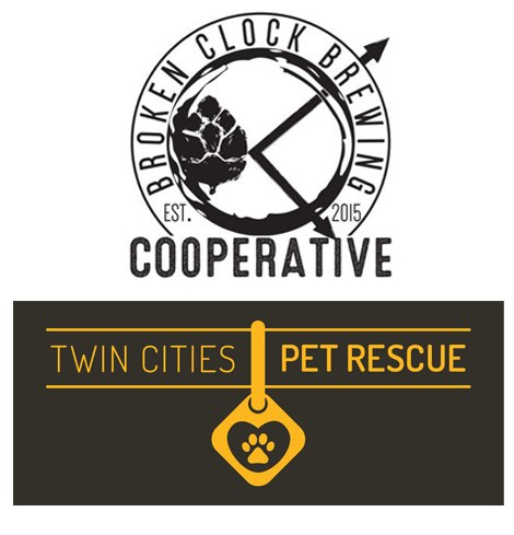 Broken Clock & Twin Cities Pet Rescue
