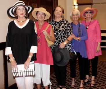 Plantation Community Foundation Fashion Show