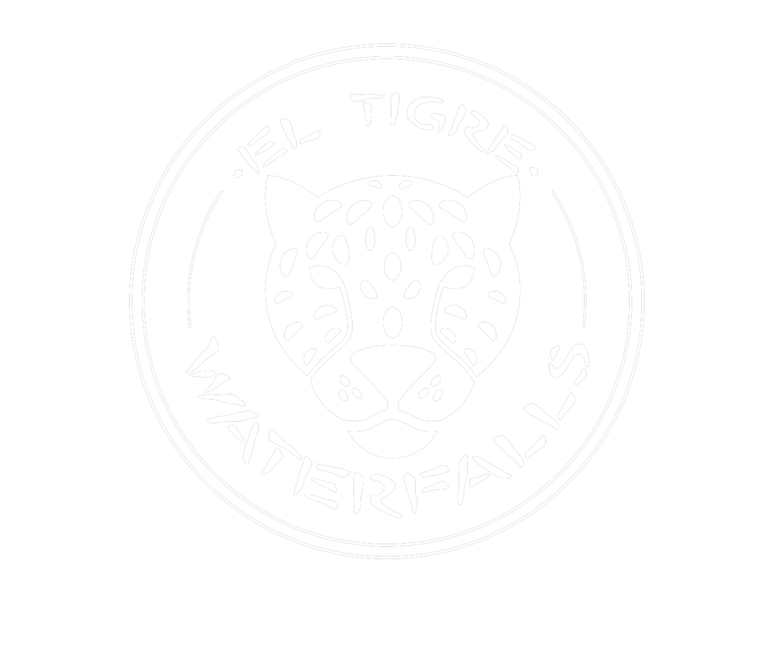 El Tigre Waterfalls