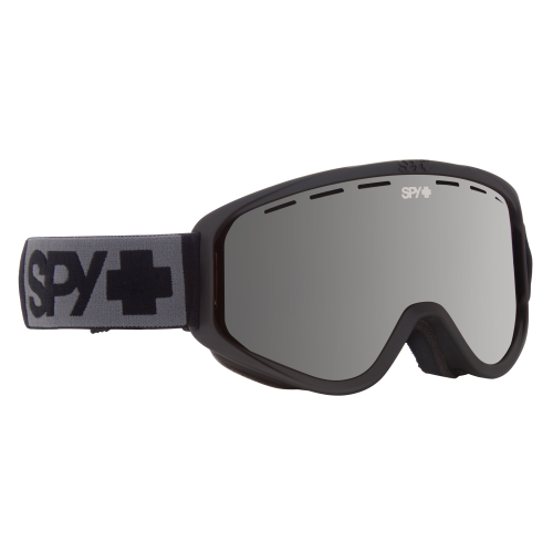 Spy woot Snow Goggle Matte Black Surfside