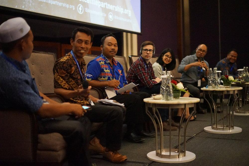 Symposium presenters.