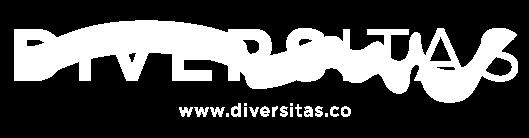 Diversitas Logo - white