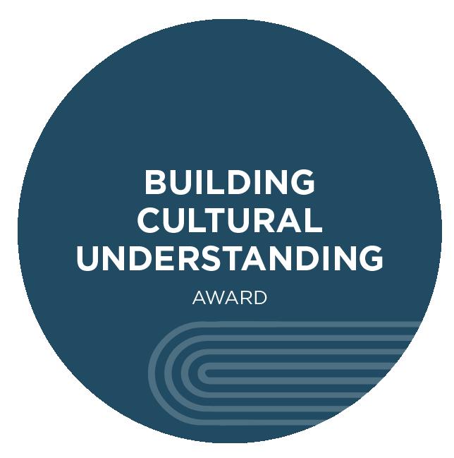 Building Cultural Understanding Award Logo Mark