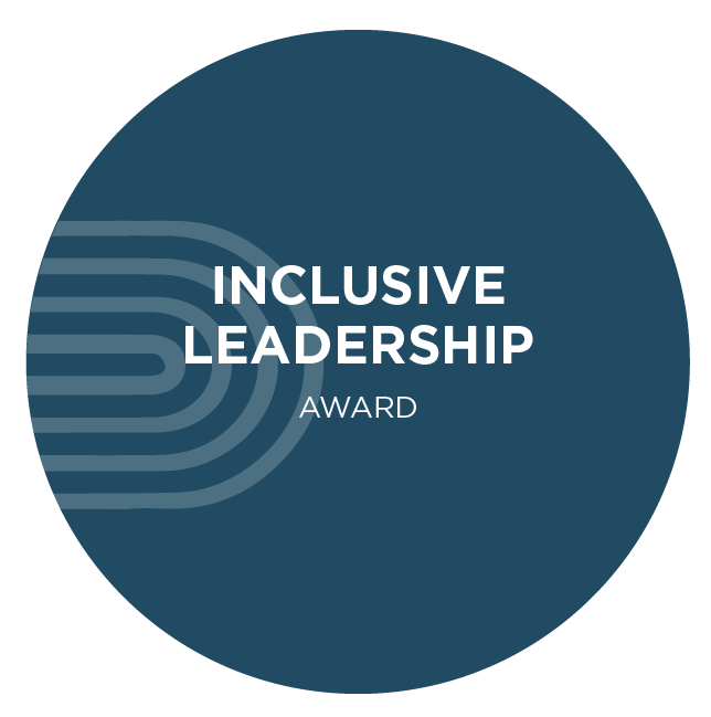 Inclusive Leadership Award Logo Mark