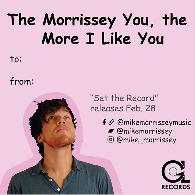 Happy Valentine's Day from Green Line Records!  Spread the love and look out for new releases from our signed artists!