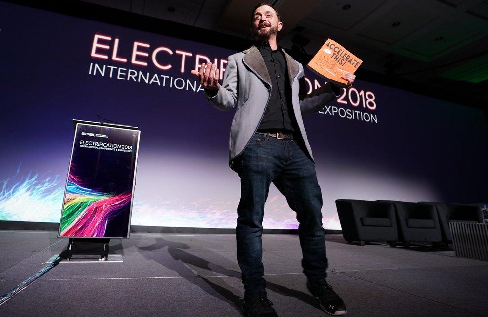 Let's Accelerate This! - Author. Speaker. Accelerator Builder.