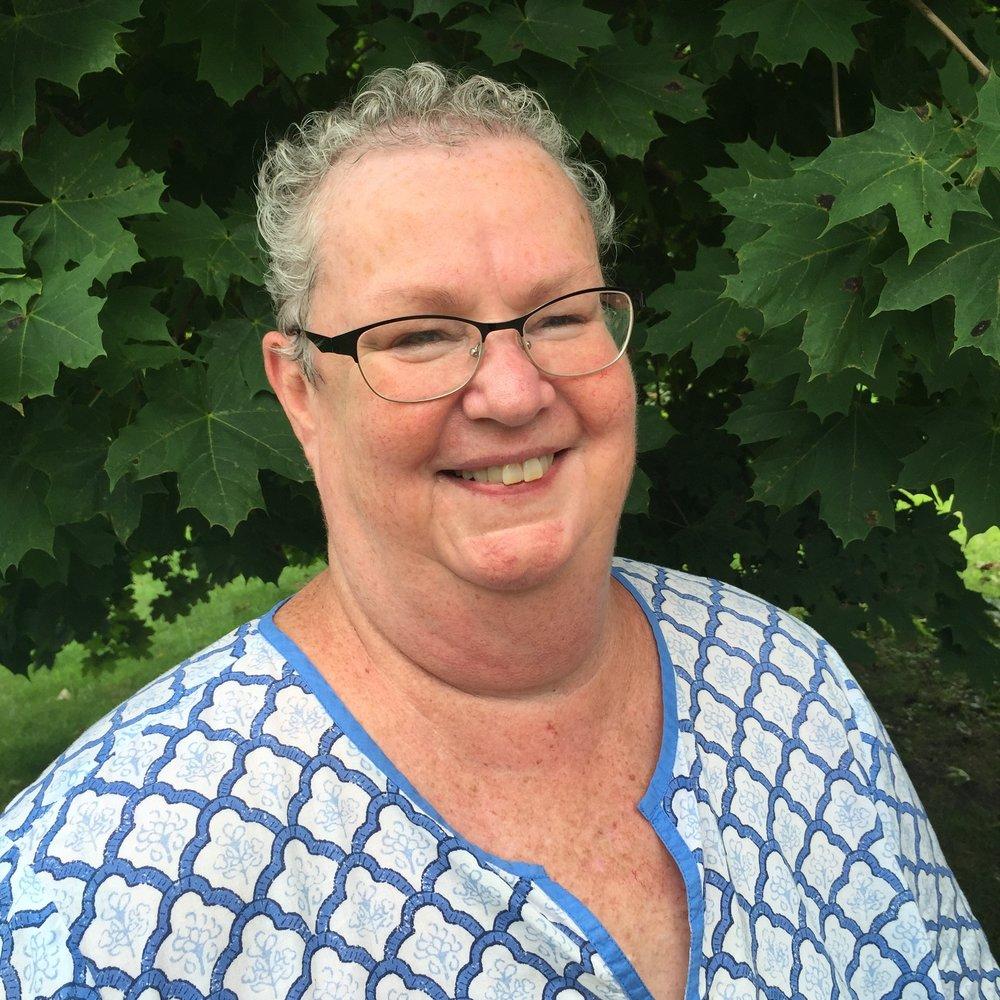 Lorraine Moon - Treasurer