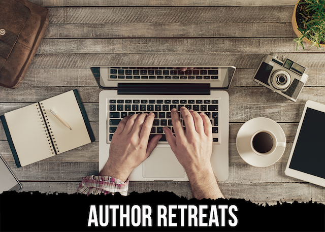 Andrew Griffiths Author Retreats Authorville