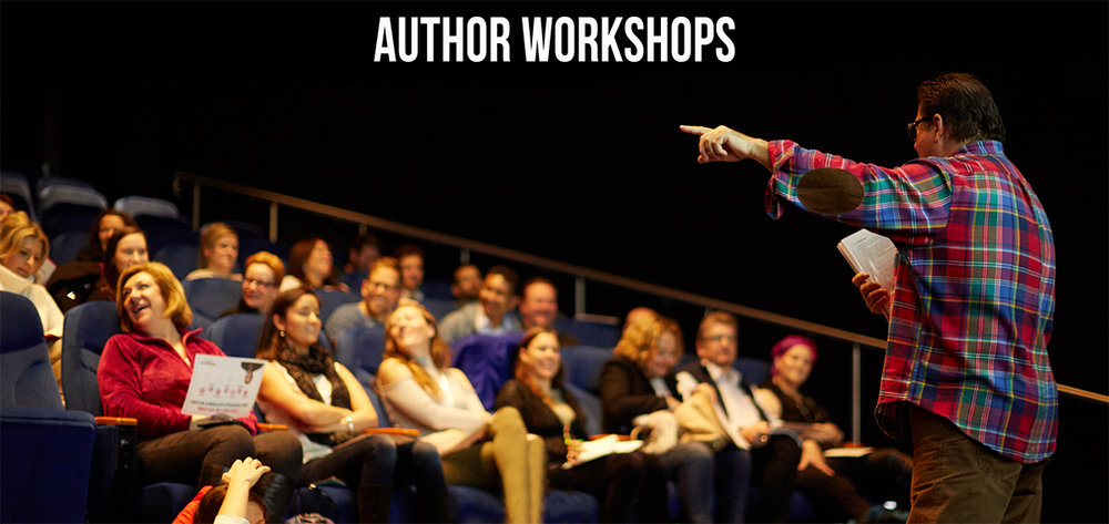 Author Workshops Authorville Andrew Griffiths