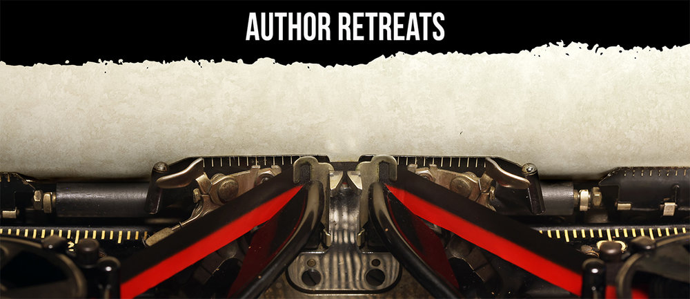 Author Retreats Authorville Andrew Griffiths