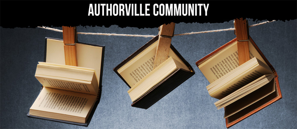 Authorville Community Andrew Griffiths