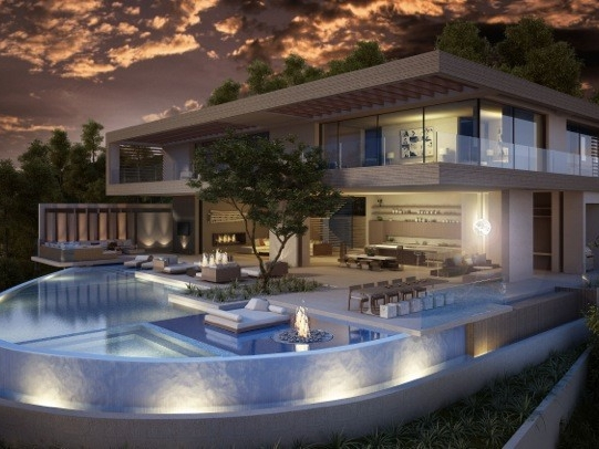 Belzberg Design Development - Luxury Home Developer