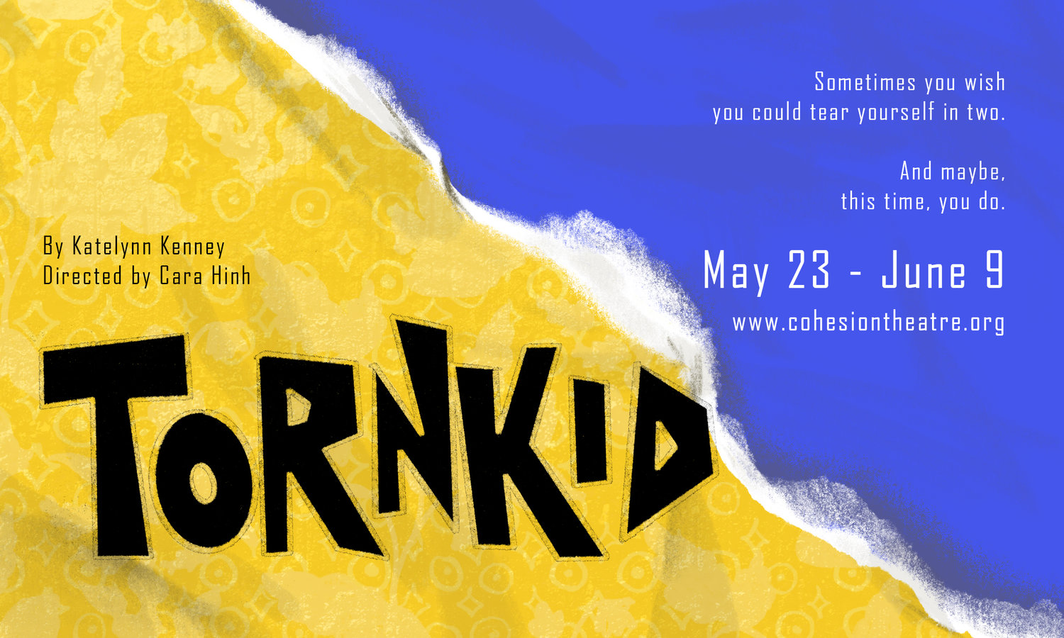 Tornkid presented by BAPAC — Baltimore Asian Pasifika Arts Collective