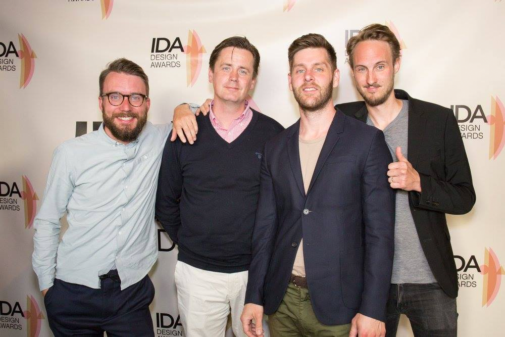 Berge wins IDA, International Design Awards