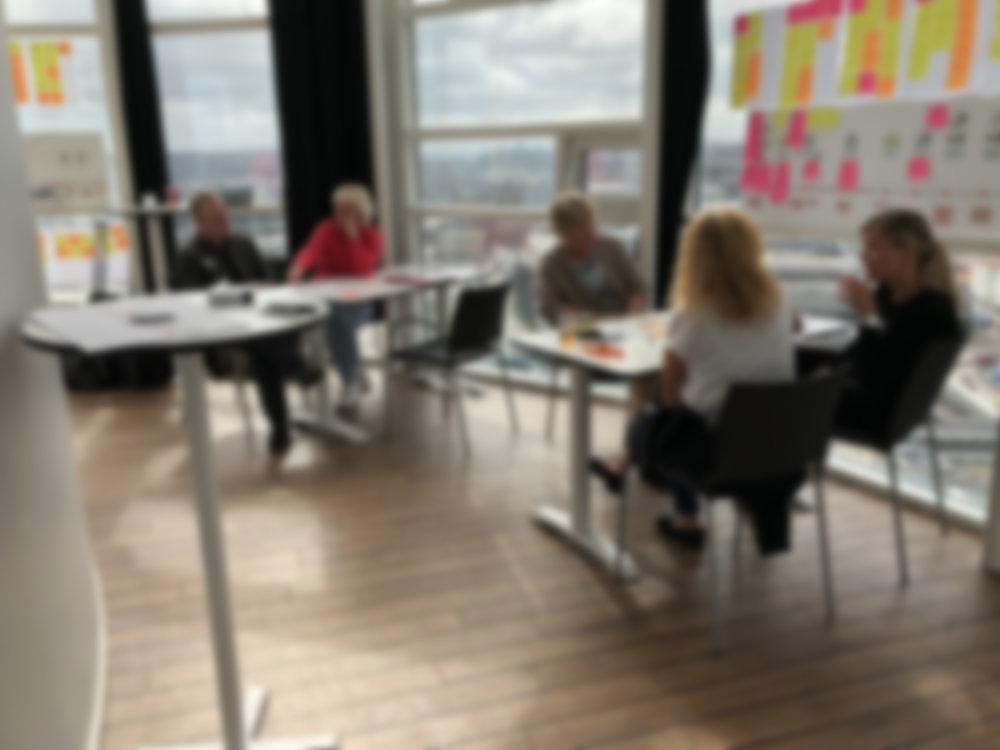 Developing the healthcare system of tomorrow - Client: Västra Götalandsregionen (VGR)