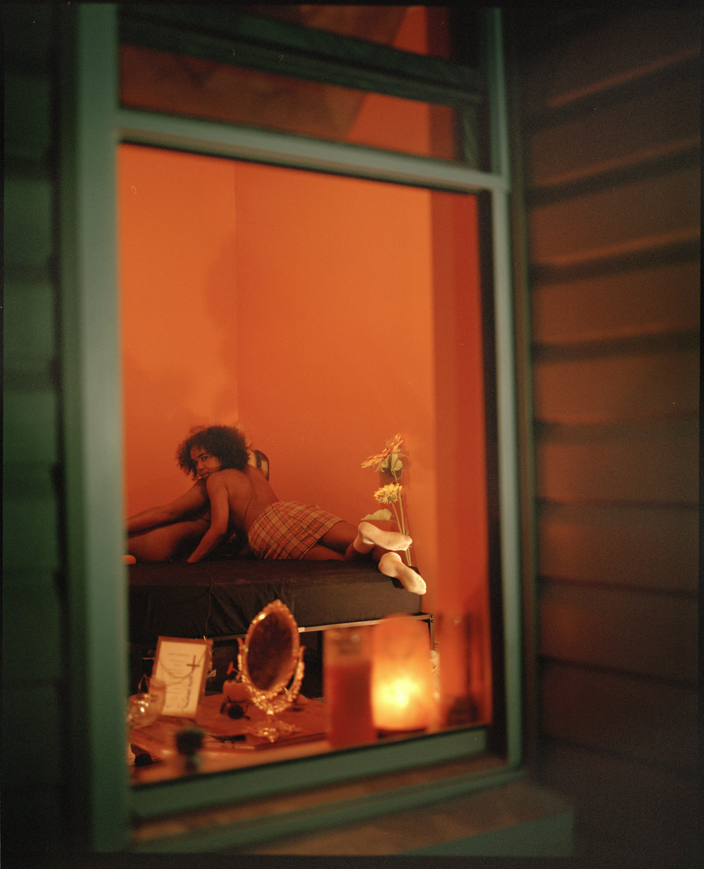Jheyda McGarrell  Let you in last night , 2018