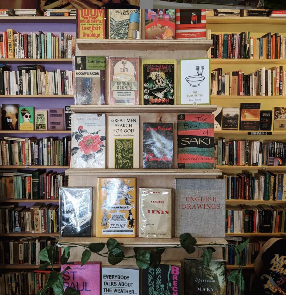 Photo: Topos Bookstore
