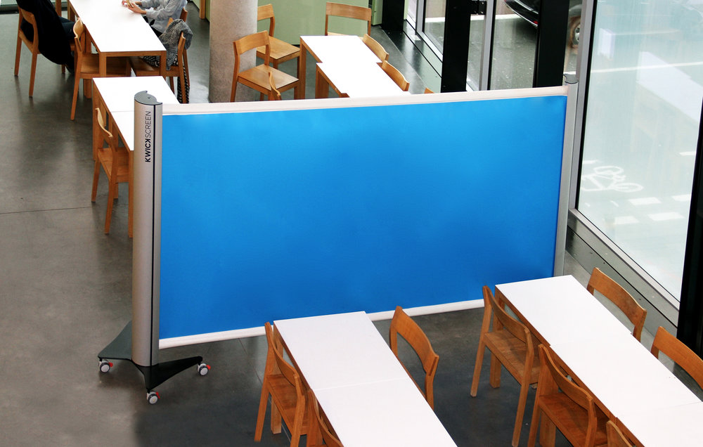 KwickScreen at Royal College of Art