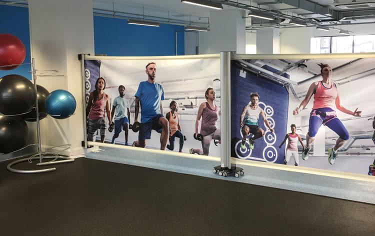 The Gym Group, London, UK