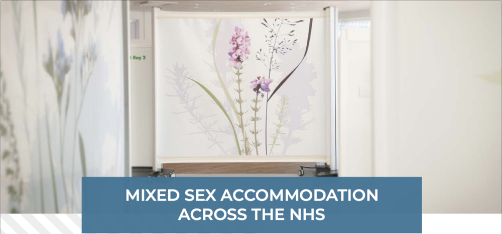 KwickScreen improving mixed sex accommodation across the NHS