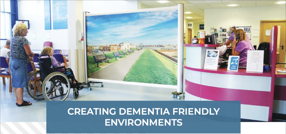 KwickScreen creating dementia friendly environments